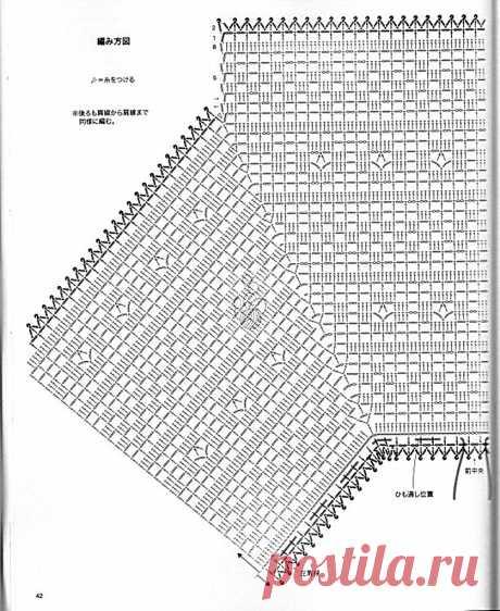 Японские модели. Крючок. | Записи в рубрике Японские модели. Крючок. | Дневник Ольга_Неволина