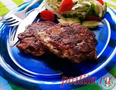 Грибные растрёпки – кулинарный рецепт