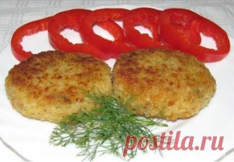 Вкусные рыбные котлеты - пошаговый рецепт с фото на Повар.ру