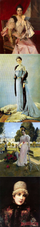 Княгиня Зинаида Николаевна Юсупова - Красота как символ эпохи .