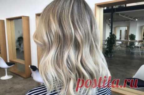 Как правильно ухаживать за светлыми оттенками окрашенных волос / Все для женщины