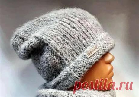 3 модные шапки, которые вы можете связать своими руками (описание и схемы) | Идеи рукоделия | Яндекс Дзен