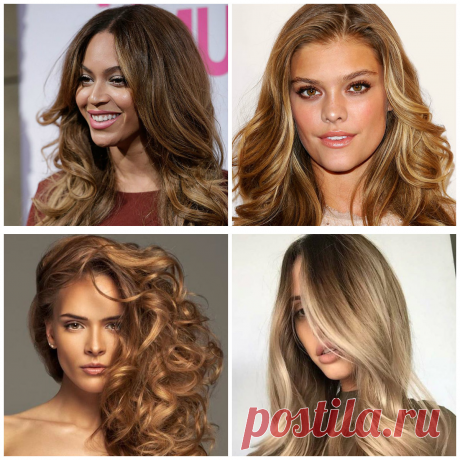Caramel hair 2019: Top 6 caramel hair hues and best coloring techniques