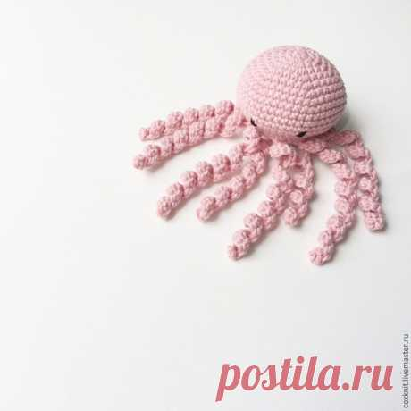 Вязаный осьминожек / Западло