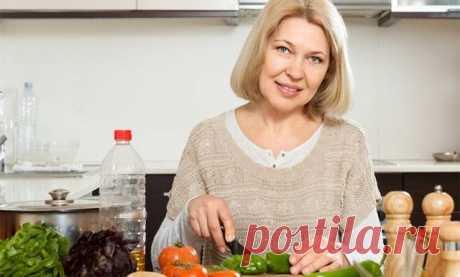 Диета при повышенном холестерине у женщин – меню, продукты