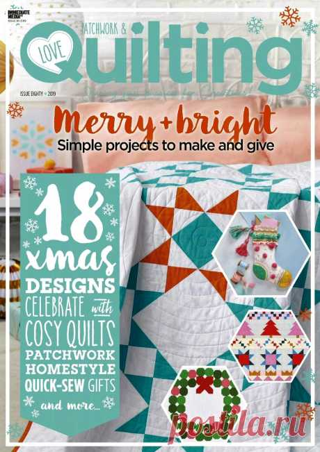 Love Patchwork & Quilting №80 2019