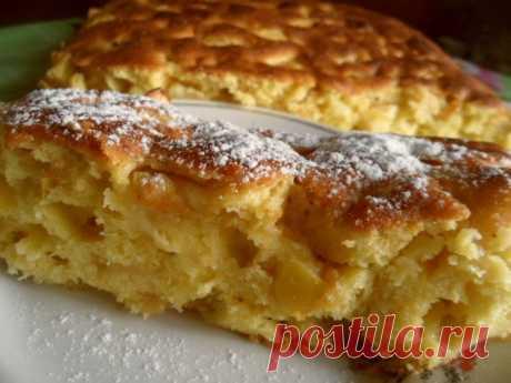 Очень нежный Яблочный пирог - Женская красота