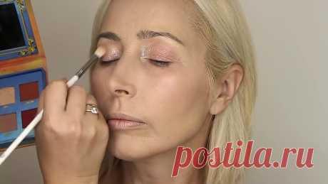 Омолаживающий макияж!!