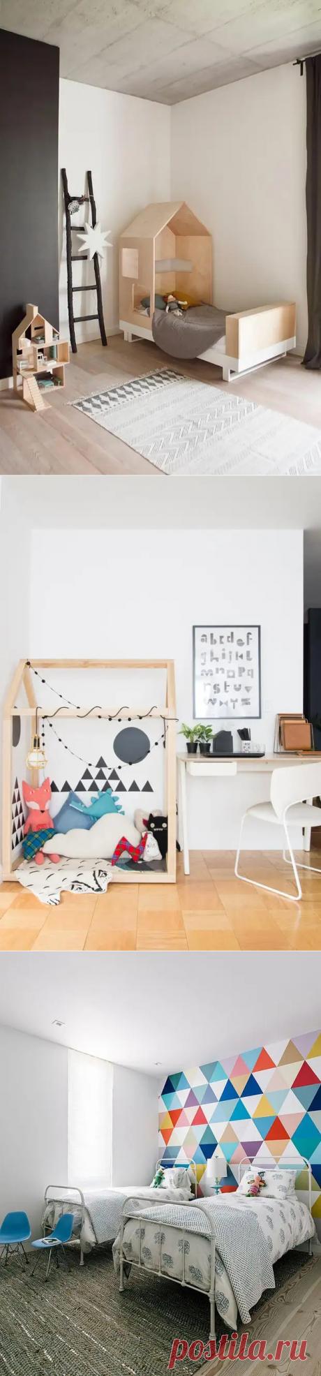 Бюджетная детская комната: как красиво обустроить небольшое помещение (61 фото) - cozyblog - медиаплатформа МирТесен