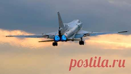 RUSSIA FINISHES CREATION OF THE DISTANT BOMBER