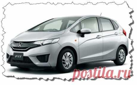 Точки подключения Honda Fit 3 | Auto-Components.Ru
