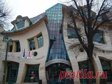 Кривой Дом, Сопот, Польша — Путешествия