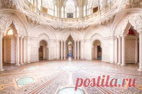 Саммеццано — красивейший замок Италии / Surfingbird знает всё, что ты любишь