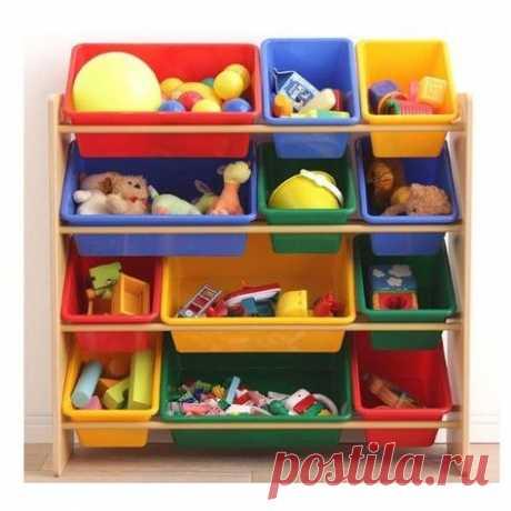 (348) Коробка для детской   Хранение вещей