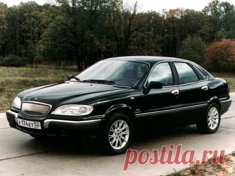 ГАЗ-3104 Волга — с полным приводом, которая была на порядок лучше иномарок!