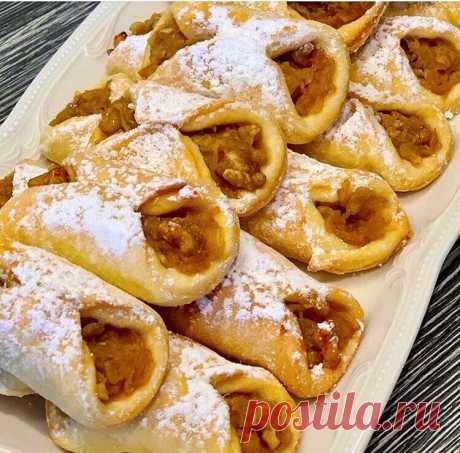 Печенье тает во рту, а рецепт дешевый и нет сливочного масла | ВсегдаГотово! | Яндекс Дзен