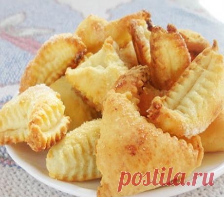 Творожное печенье быстрого приготовления. | вкусный блог | Яндекс Дзен