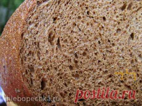 Хлеб с солодом и соевым соусом - Хлебопечка.ру