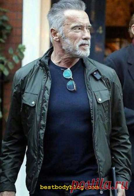 Арнольд Шварценеггер, 67 лет. Нам года - не беда!