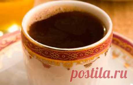 Кофе «Целебный» с бальзамом и медом | Кофе