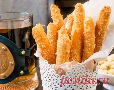 Сырные палочки - Пошаговый рецепт с фото своими руками Сырные палочки - Простой пошаговый рецепт приготовления в домашних условиях с фото. Сырные палочки - Состав, калорийность и ингредиенти вкусного рецепта.
