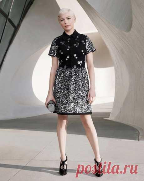 Стильные гости показа Louis Vuitton — Красота и мода