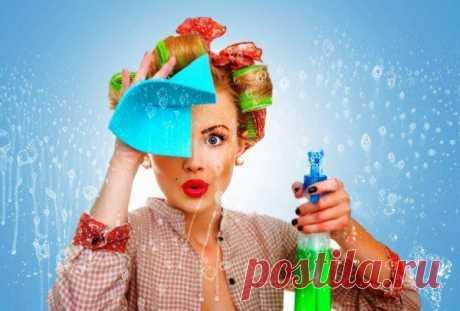 Ритуальные говорилки-очищалки для уборки дома / Мистика