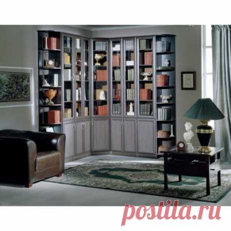 Угловой шкаф: красота и удобство — Домашний уют