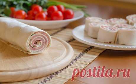 Вкусные простые начинки для рулета из лаваша. Сохраните рецепты, чтобы не забыть!   «Едим Дома» с Юлией Высоцкой   Яндекс Дзен