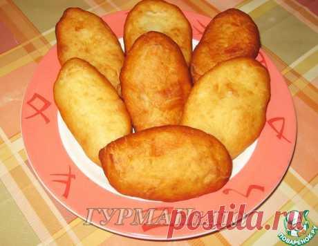 Пирожки жареные – кулинарный рецепт