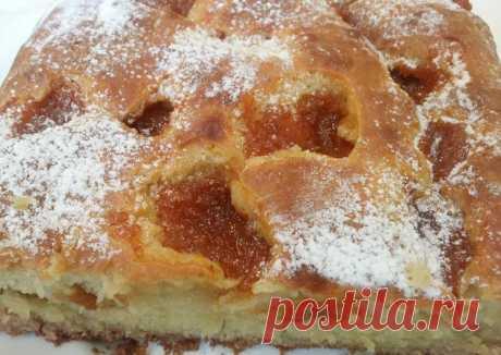(5) Пирог проще некуда - пошаговый рецепт с фото. Автор рецепта Павел Никешин . - Cookpad