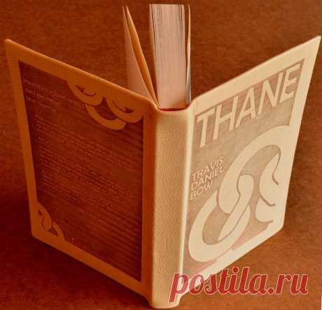 How to Leather Bind a Paperback - All