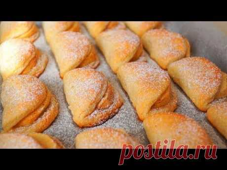 Вкус этого Печенья ВЫ НЕ ЗАБУДЕТЕ Никогда Нежнейшее Творожное печенье