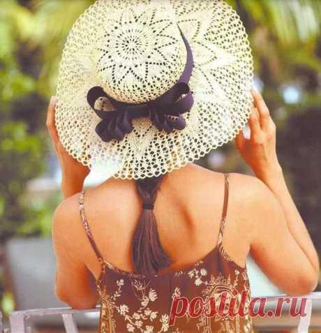 ШЛЯПА КРЮЧКОМ. СОВЕТЫ И ХИТРОСТИ (Вязание крючком) – Журнал Вдохновение Рукодельницы