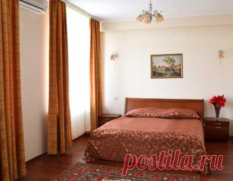 Люкс «Семейный» двухкомнатный | Парк-отель «Марат», Крым, Ялта - официальный сайт  !Номера с кухней