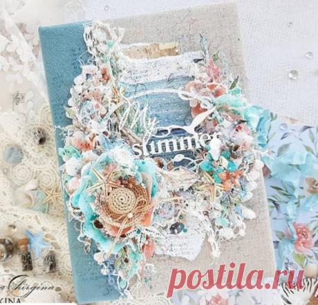 Роскошный морской альбом от Татьяны @tatiana_chirgina