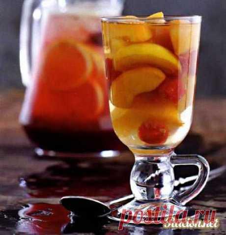 Рецепт Летние ягодные напитки с фото в домашних условиях