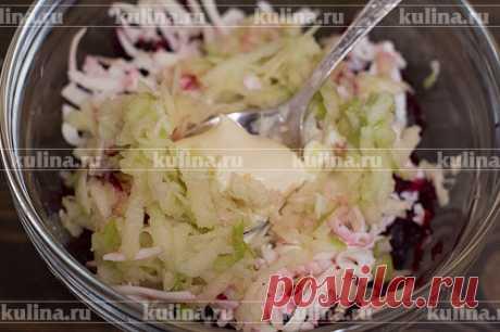 Салат за 5 минут – рецепт приготовления с фото от Kulina.Ru