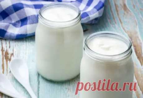 Йогурт из литра магазинного молока: стоит ночь, а утром ложка стоит - Steak Lovers - медиаплатформа МирТесен