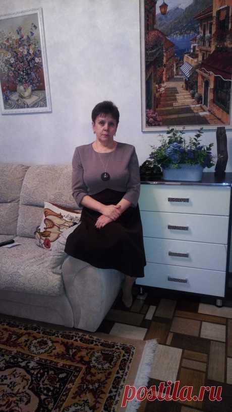 Альфия Салимова