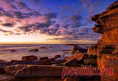 La belleza pintoresca de la playa Turimetta