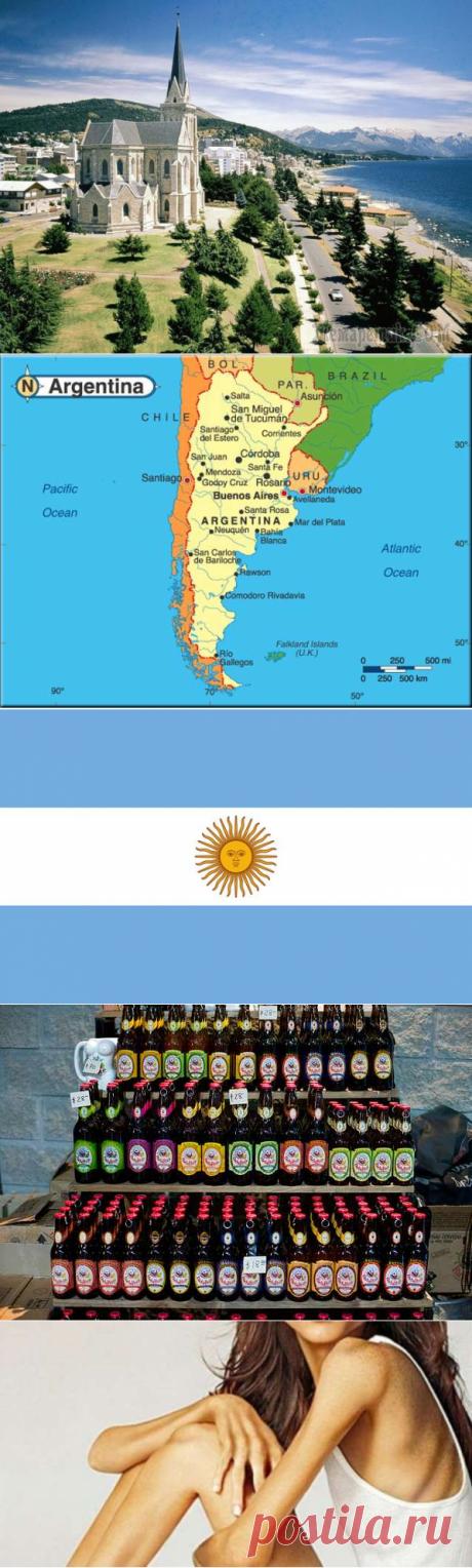 30 удивительных фактов об Аргентине