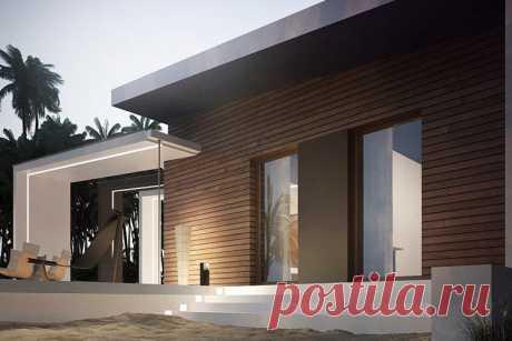 Дом в стиле хай-тек (60 фото): красивые проекты, идеи и дизайн
