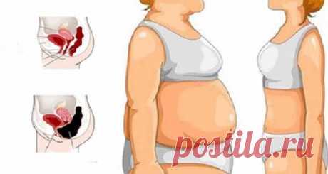 5 общих причин жира на животе, которые люди не знают и не замечают! - Стильные советы