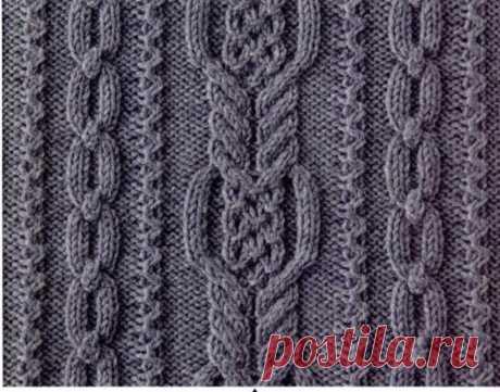 Арановые узоры спицами для влюблённых в вязание. | Asha. Вязание и дизайн.🌶 | Яндекс Дзен