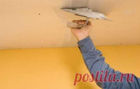 Чем заделать щели в потолке  К сожалению, многие из нас не могут похвастаться идеальными жилищными условиями, как например, просторная квартира в новом доме с улучшенной планировкой. В лучшем случае нам достается по наследству к…