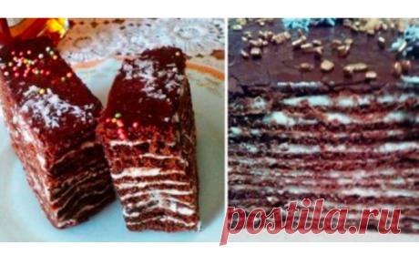 Рецепт классического торта «Спартак», которому уже 35 лет