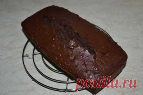 Шоколадный кекс с орехами / Кексы / TVCook: пошаговые рецепты с фото