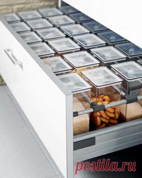 16чертовски удобных способов сэкономить место накухне