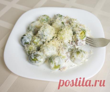 Как правильно и вкусно приготовить брюссельскую капусту. 5 рецептов | Колдуем на кухне | Яндекс Дзен